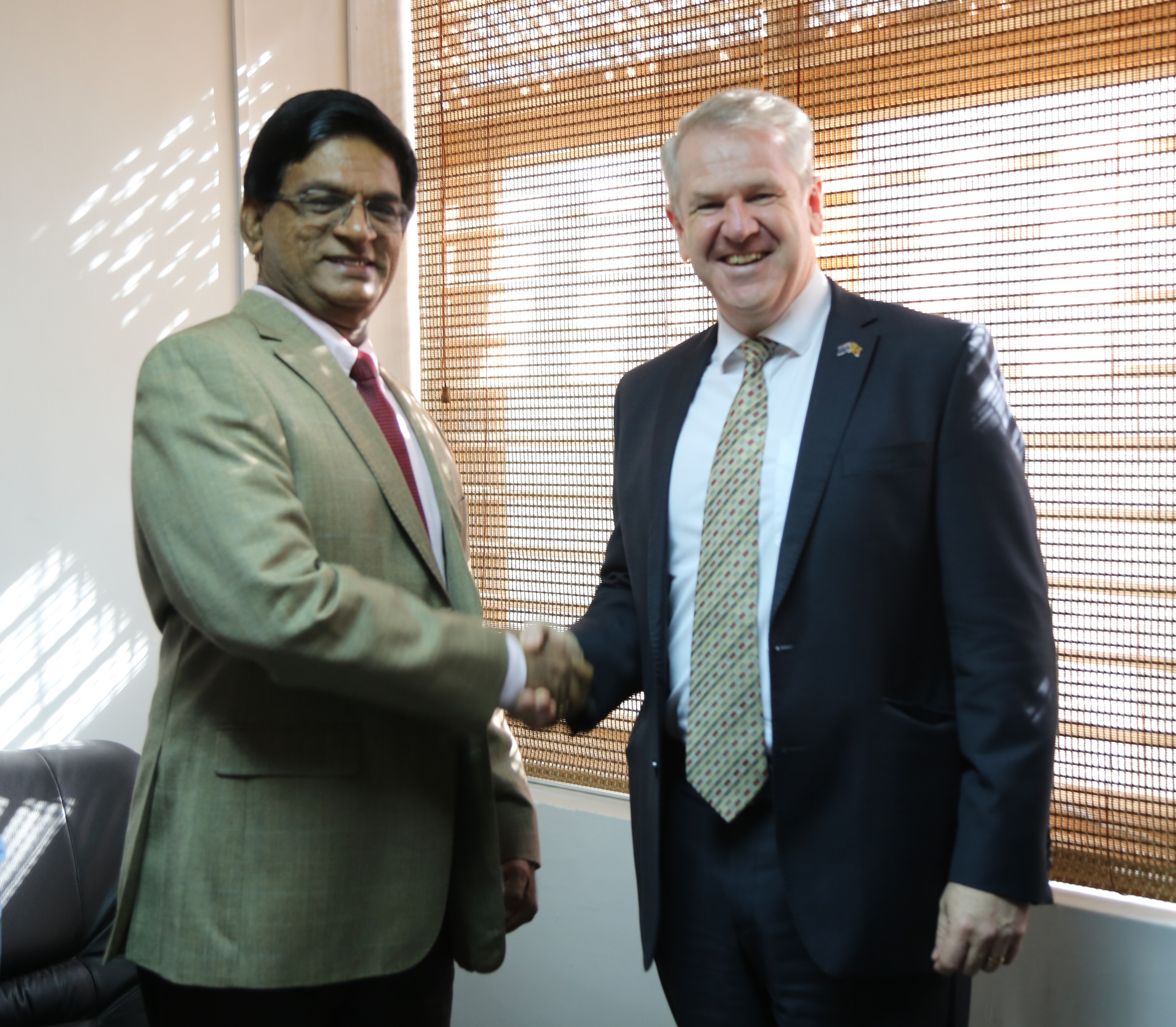Australia committed to promoting collaboration with Sri Lankan Universities and R & D institutions - HE David Holly, Australian High Commissioner
